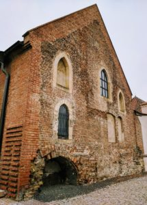Convent of Saint Agnes. Old building